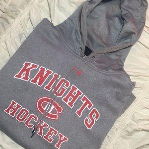 CM Knights Hockey Hoodie